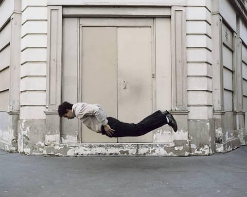 La Chute - Denis Darzacq