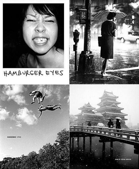 Hamburger Eyes, black & white street photo magazine