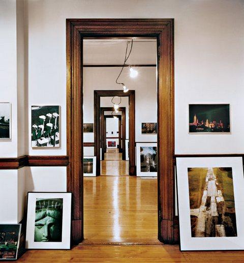 190 Bowery - interior - Jay Maisel