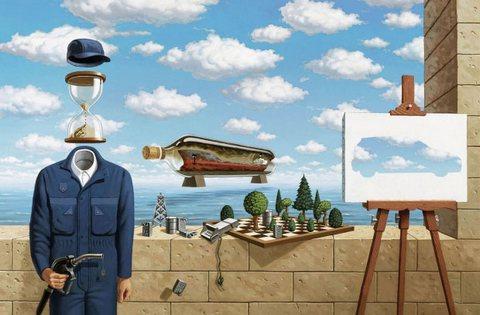 Volkswagen - Magritte