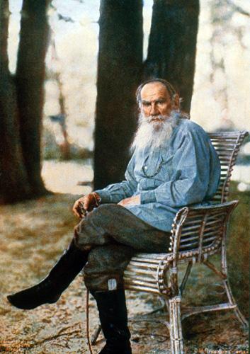 Sergey Prokudin-Gorsky: Tolstoy