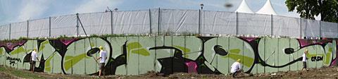 Naša grafiti ekipa: Lortek
