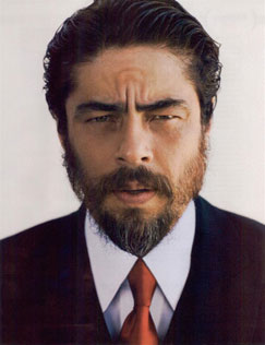 Greg Williams - Benicio Del Toro