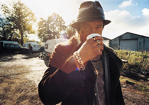 Greg Williams - Brad Pitt