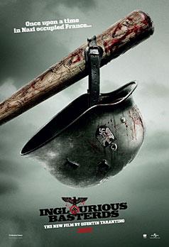 Inglourious Basterds poster - helmet