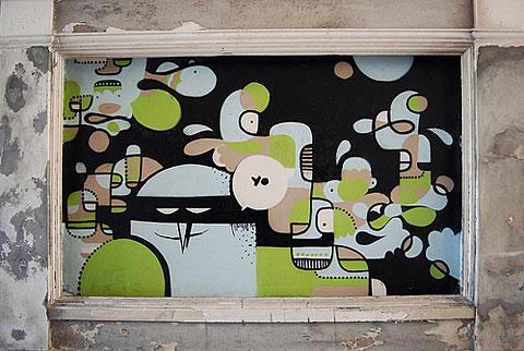 graffiti by nelio
