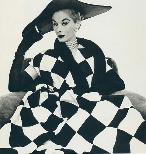 Lisa Fonssagrives-Penn by Irving Penn
