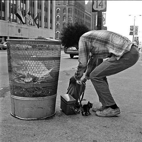 Vivian Maier's Discovered Photographs