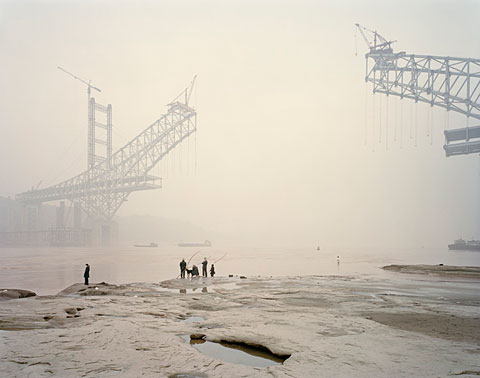 Nadav Kander - winner of Prix Pictet 2009