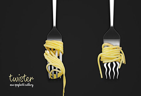 relogik Damjan Stanković: Twister, Fork with a... twist